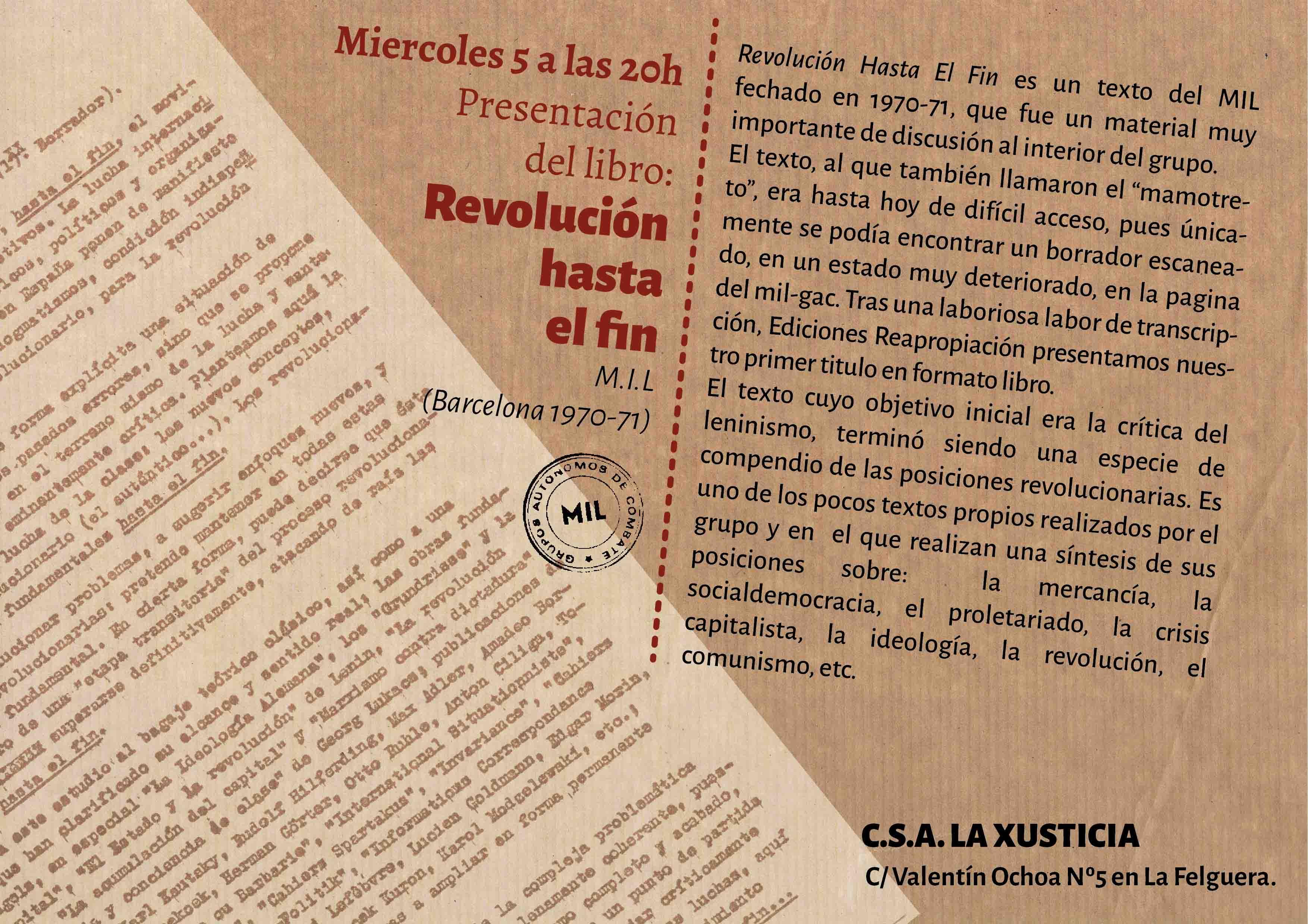 cartelMil_lafelquera-01